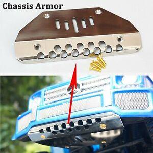 Chassis-Skid-Plate-Armor-Schutzplatte-fuer-1-10-Traxxas-TRX-4-Mercedes-G500-RC