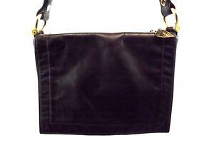 Image is loading VINTAGE-MORRIS-MOSKOWITZ-RIO-flap-Shoulder-Bag-Handbag- b61ed3470c5b3