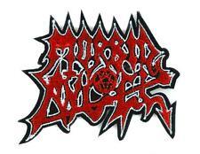 Morbid Angel Patch Iron on Applique Death Heavy Black Metal Thrash Occult Punk
