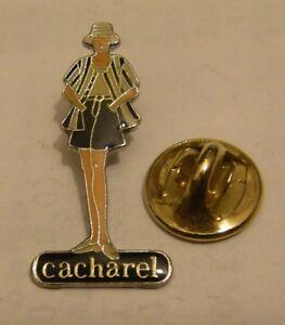 CACHAREL-vintage-pin-badge