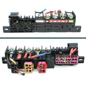 Details about VW Golf MK4 (99-04) Relay Board Holder Fuse Box Genuine on