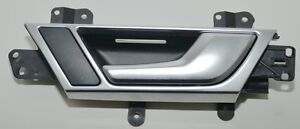 Poignee-Porte-Audi-A6-S6-4F-3-0-Tdi-Arriere-Droite-4F0839020F-Interieur-Original
