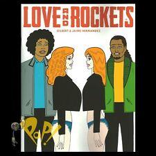 LOVE and ROCKETS #2 (2016) Gilbert & Jaime HERNANDEZ Magazine FANTAGRAPHICS NM!