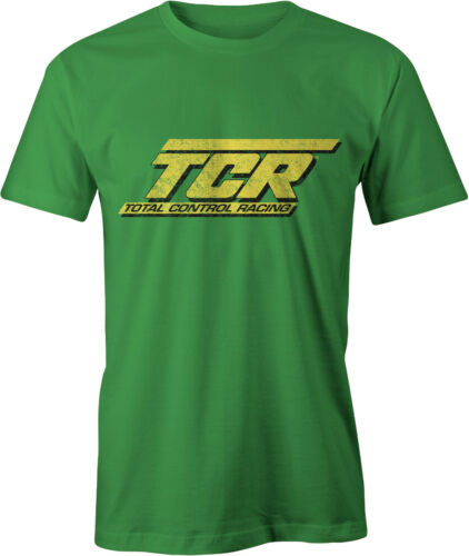TCR Toy Car Racing Retro T Shirt Total Control Racing