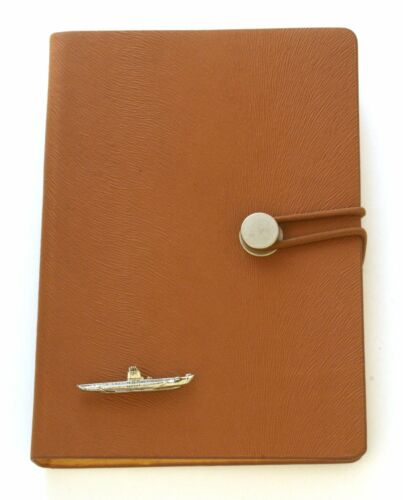 Submarine Notebook A6 Size Memo Travel Jotter Submariners Gift