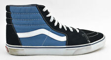 4ac6a840989a item 1 MENS VANS CLASSIC SK8 HI SKATEBOARD SHOES SIZE 11 BLACK WHITE BLUE  SUEDE CANVAS -MENS VANS CLASSIC SK8 HI SKATEBOARD SHOES SIZE 11 BLACK WHITE  BLUE ...
