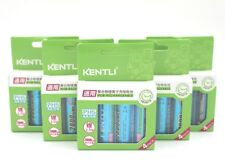 Wholesales 20pcs KENTLI 1.5V AA 2800mWh Lithium Li-ion Rechargeble Batteries