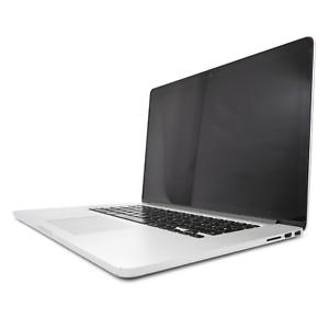 "Apple MacBook Pro A1398 15"" 2015 i7-4770HQ 2.20GHz 16GB 256GB (Pressure Marks)"