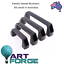Plastic-Nylon-T-Slot-Black-Door-Handle-for-Aluminium-Extrusion-Profile-2020 thumbnail 1