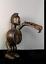 miniatura 1 - Primitiva tribale africana Dan Musical String Figura... COSTA D'AVORIO ADE 3