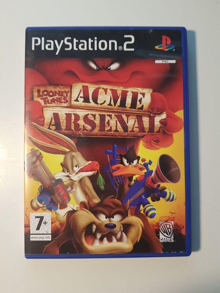 Looney Tunes, PS2