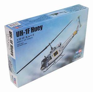 Hobby-Boss-87230-Maqueta-helicoptero-UH-1F-Huey-Escala-1-72