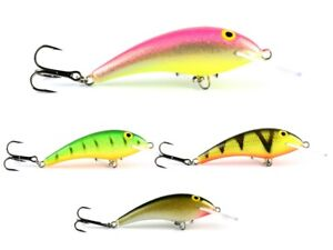 Spinmad impulse 7cm 10g pike lure fish swimmer perch pike perch color
