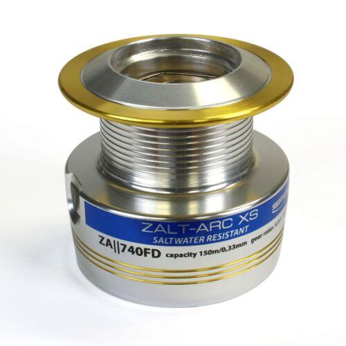 SPRO Aluminium Ersatzspule Zalt Arc 730 Angel Rolle Fishing Reel Spare Spool