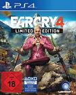Far Cry 4 Limited Edition (Sony PlayStation 4, 2014, DVD-Box)