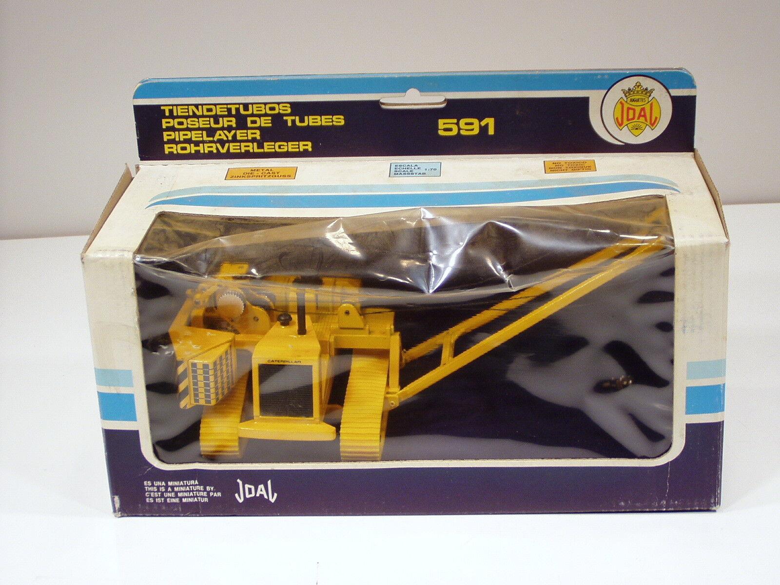 Caterpillar 591 colocador de tubos-O C - 1 50 - Joal  224 - sin Usar En Caja-Vieja Caja Azul