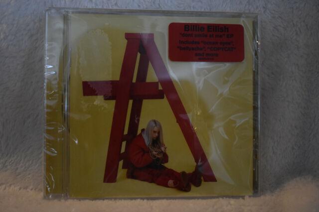 CD- Billie Eilish Don't Smile At Me EP - brand new sealed