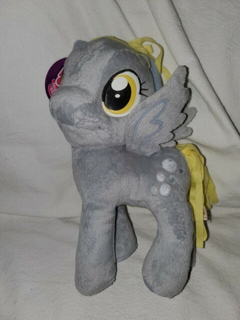 """MY LITTLE PONY RAINBOW DASH 11/"""" PLUSH PLUSHIE WALMART EXCLUSIVE NEW WITH TAGS"""