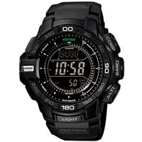 Casio Protrek Prg-270-1a Prg-270 World Time Watch Brand