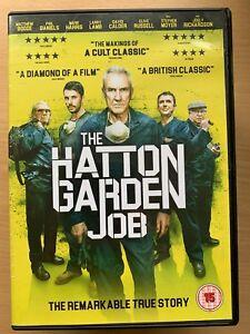 the hatton garden heist film