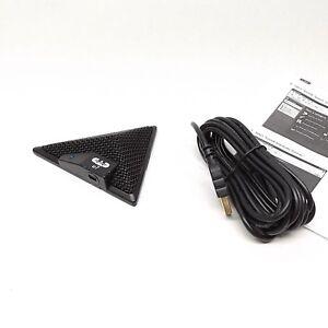 Appris Cad Audio U7 Usb Boundary Omnidirectionnel Condenseur Microphone + 10' Cable-l Condensor Microphone + 10' Cable Fr-fr Afficher Le Titre D'origine