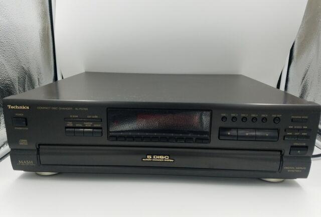 Technics Compact Disc Changer SL-PD788 5 Disc CD Player
