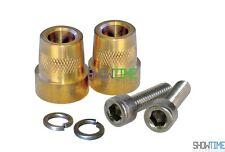 XS Power 586 Tall Brass Post Adaptors M6 for D925/S925/D1200/S1200 Battery