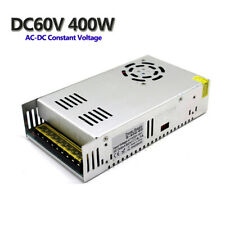 400w 8a Driver For Led Strip Ac 110v 220v To Dc 60v Switching Power Supply