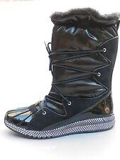 Rockport Zana Duck Scrunch Chaussures Femme 40 Bottes Fourrées Ski UK6.5 Neuf