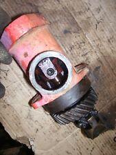 Vintage Ji Case Sc Tractor Engine Governor Amp Magneto Drive 1950
