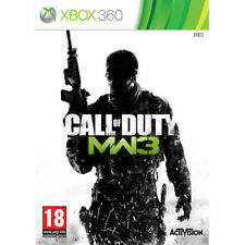 Xbox 360 Call of Duty: Modern Warfare 3 MW3 BRAND NEW SEALED GAME Fast Dispatch