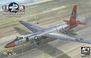 Afv Club Us Dame de dragon U-2a 1:48 Cod.48112