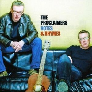 The-Proclaimers-Notes-And-Rhymes-NEW-CD