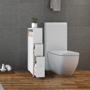 Bathroom Cabinet Organizer Tall Wooden
