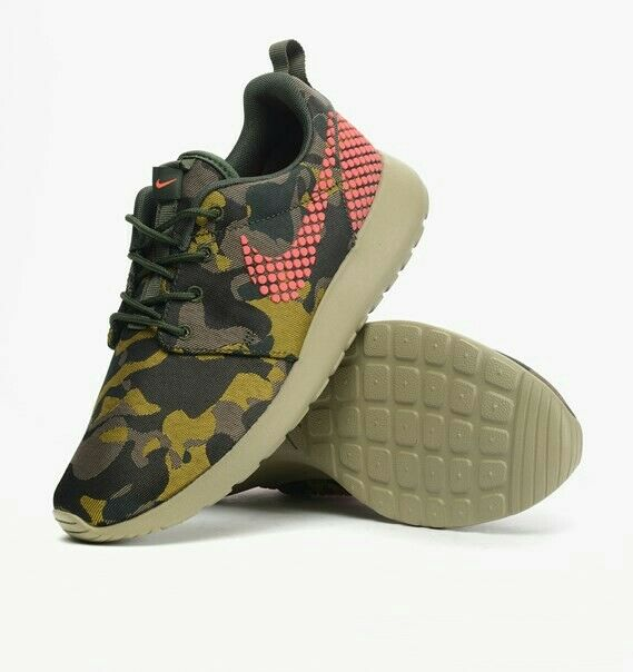 Nike ROSHE ONE PREMIUM PLUS 807614 Zapatillas para mujer 807614 PLUS 083 Reino Unido 9 e01630