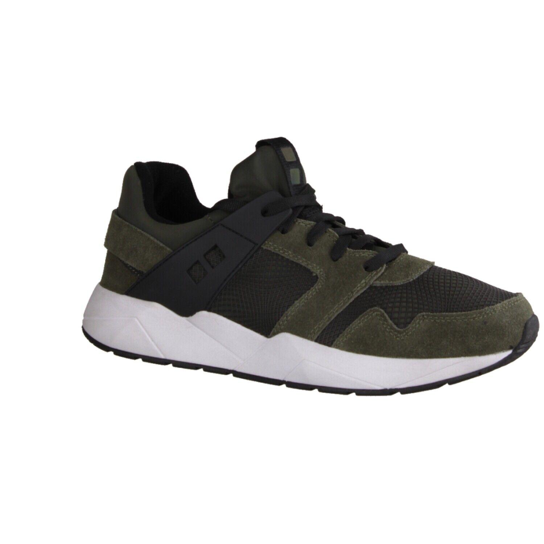 Lorenés 216-zfa Olive (verde) - cortos (verde) - caballero zapatos zapatillas