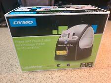 New Open Box Dymo Labelwriter 450 Duo Black 1752267