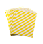 25PCS 5X7 Inch Kraft Paper Candy Bar Bags Party Birthday Gift Popcorn Favour