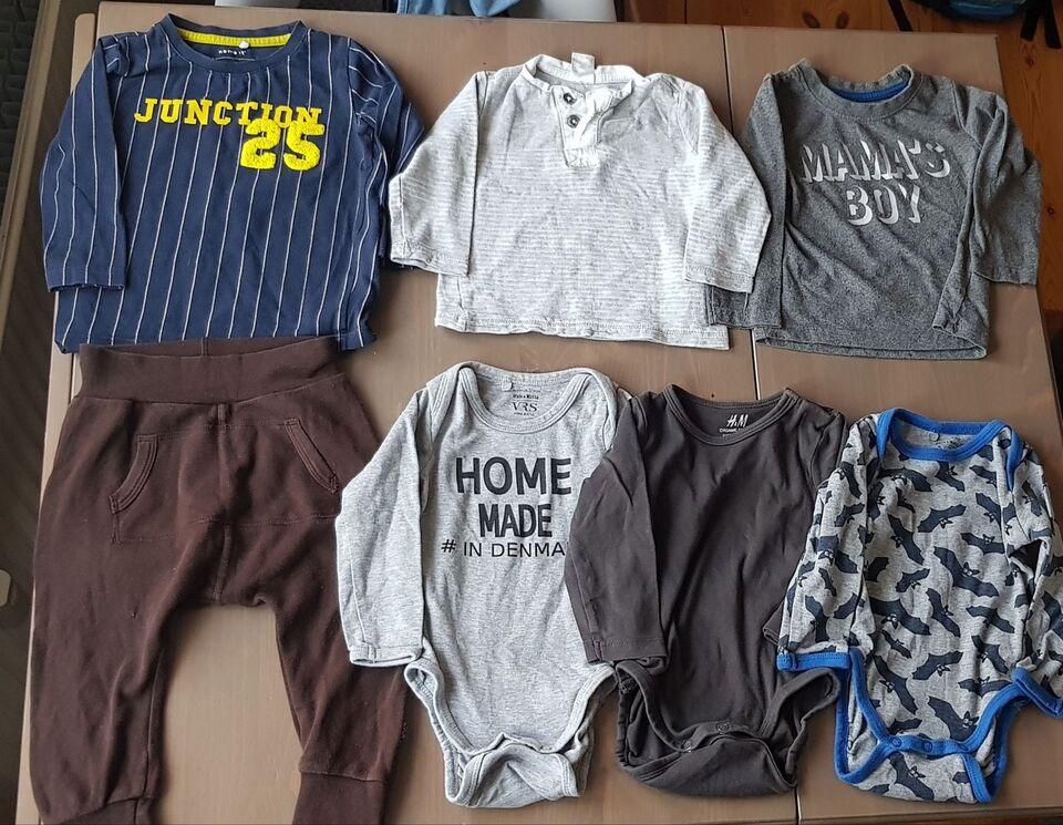 Blandet tøj, Tøjpakke, Name It – dba.dk – Køb og Salg af Nyt