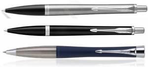Parker Premium URBAN Chrome Trim Ballpoint Pen Choose from 3 Variants