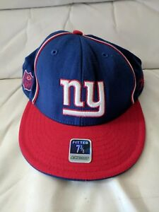 c7c22f1b304 Image is loading NFL-New-York-Giants-Reebok-Hat-Cap-Red-