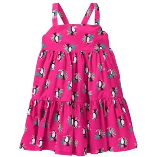 Gymboree Baby Dress Toucan Girl 6 12 18 Months NWT $39.95