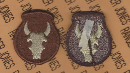US Army 34th Infantry Division Desert DCU uniform patch m/e