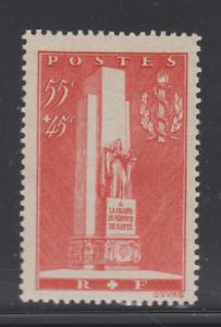FRANCE-1938-YT-395-SERVICES-DE-SANTE-N-MNH-NSC-COTE-25