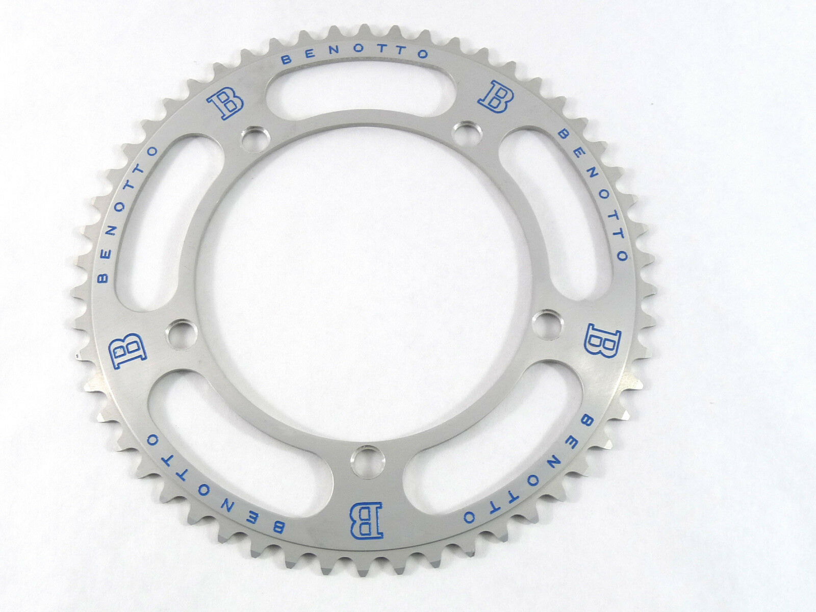 Benotto Pantograph  Chainring 54t 144 BCD 3 32  Vintage Bike Fits CAMPAGNOLO NOS  shop makes buying and selling