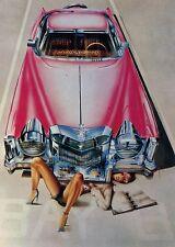 CP / POSTCARD / ILLUSTRATEUR / CAR / VOITURE / BAY 8 PAR A. DANIELS 1979