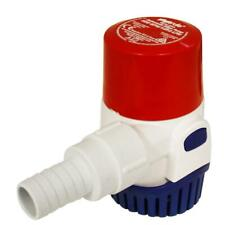 """Rule 25S 500 Gph Automatic Bilge Pump For 3//4/"""" Hose 14041"""