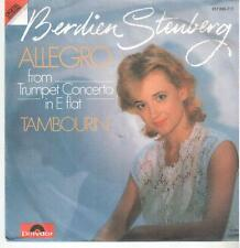 "<2031-09> 7"" Single: Berdien Stenberg - Allegro from Trompet Concerto In E Flat"
