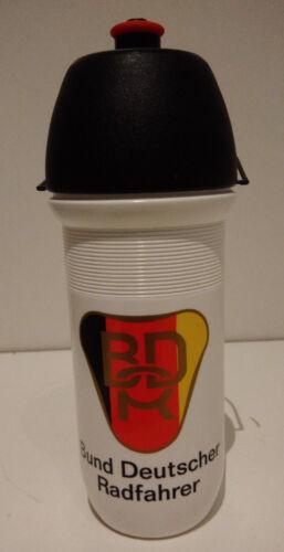 Trinkflasche BDR Bund Deutscher Radfahrer Flasche Fahrradflasche Original Profis
