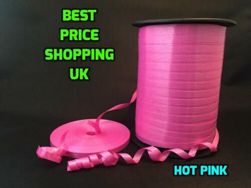 Wedding Favor Gift Wrap Balloon Curling Ribbon 30m Sweet Bags Party Present Wrap